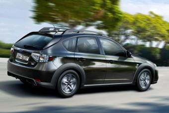Alkatrészhiba miatt leállt a gyártás a Subarunál