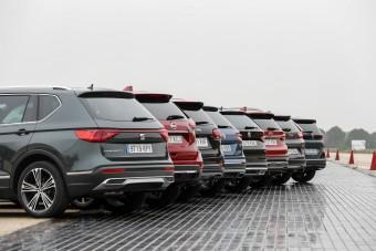 Minden második eladott új autó SUV lehet 2025-re