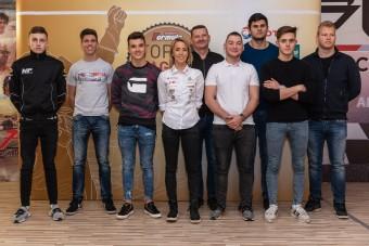 Magyar autóversenyzőkkel gokartozunk
