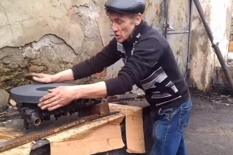 Ezek az orosz szakik új szintre emelték a hengerfej síkolását