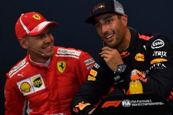 F1: Ki vétózta meg Ricciardo ferraris szerződését?