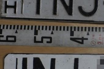 Ez a magyar rendszám most a legalja, de azért vicces