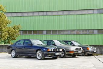 Német V8-asok a 90-es évekből