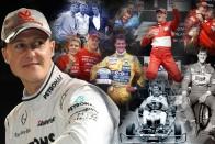 Schumacher kiállítás nyílt a Ferrari Múzeumban 1