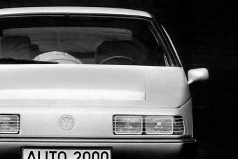 Így képzelte el a jövőt a Volkswagen a 80-as években