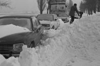 Csúnya balesettel ért véget a hóban csúszkálás 1