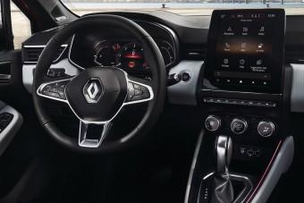 Nagyautós utasteret kap a vadonatúj Renault Clio