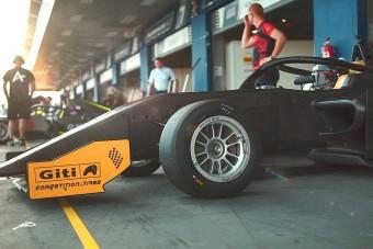 Keszthelyi Vivien nyolcadik lett élete első F3-as versenyén