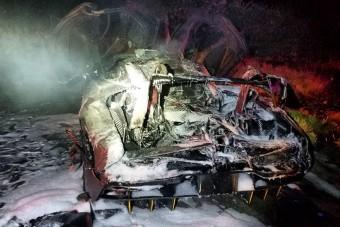 Csúnyán leégett a YouTube-sztár méregdrága sportkocsija