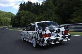 75 márkáért adott örök élményt ez az M3-as BMW