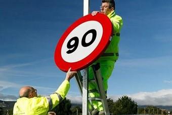 Megváltoztak a spanyol sebességhatárok