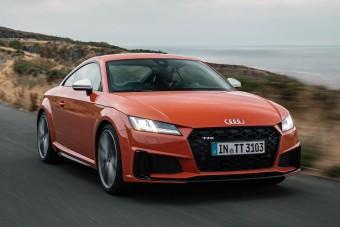 Tölts fél órát a legújabb Audi sportkocsival