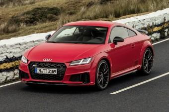 Kifinomultabb az Audi TTS