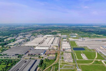 Folytatódik a sztrájk, nincs megegyezés a győri Audinál