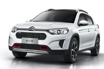 Megújult a Citroën városi crossovere