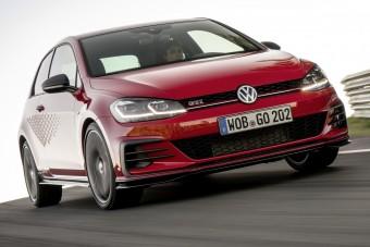 Már kapható a VW utcai versenyautója