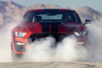 Ez minden idők legerősebb utcai Ford-modellje