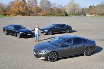 Francia autó veri a koreait és a németet?