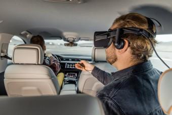 Virtuális űrutazásra hív az Audi