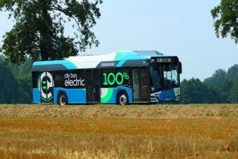 Elektromosra cseréli összes buszát egy város
