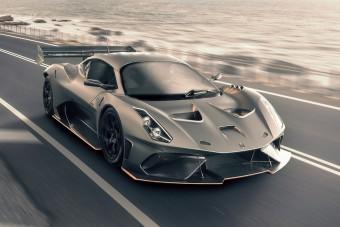 Az autó, amely 54 millióért kaphat rendszámot