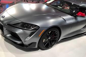 600 milliót ért az első új Toyota Supra