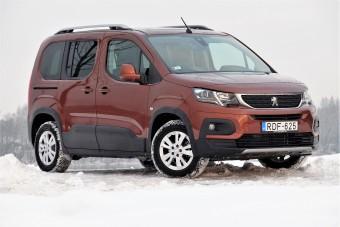 Peugeot Rifter - a család spórolós barátja