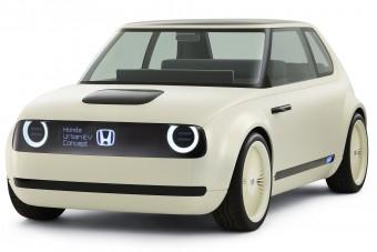 Márciusban érkezik a Honda városi villanyautója
