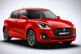 Hazájában a Suzuki Swift az év autója
