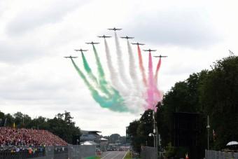 F1: Nyögvenyelősen megy Monza szerződéshosszabbítása