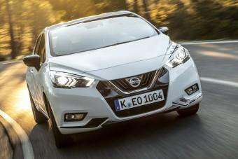 Új motorok, új infotainment a Nissan Micrában