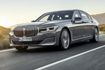 Megújult a BMW 7