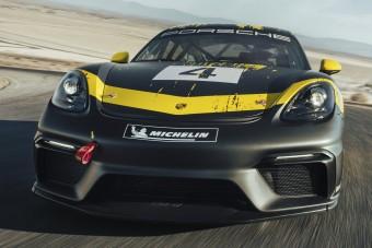 Két szinten kapható az új Porsche versenyautó