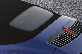 Megérkezett az új generációs Porsche 911 Cabriolet