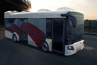 Ügyesen tüntették el az akkumulátorokat ebben a buszban