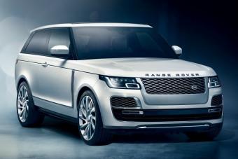 Mégsem készül Range Rover kupé