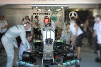 F1: Schumacher a Mercedes