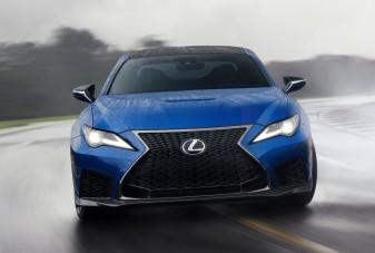 Megújult a Lexus legsportosabb kupéja