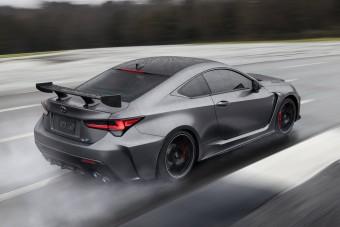 Elkészült a legütősebb Lexus