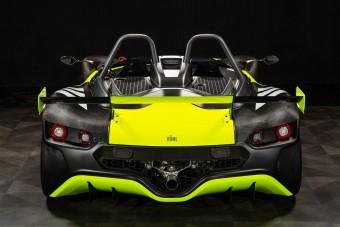 600 kilós szupersportkocsi Mexikóból