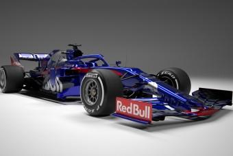 F1: Pályán az új Toro Rosso - videó