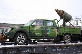 Félelmetes járművekkel harcolnak az ISIS terroristái