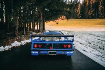 Valaki a világ pénzét fogja fizetni ezért a pokoli ritka Ferrariért