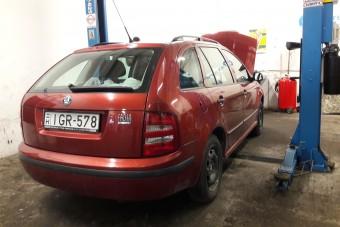 Mennyit ér egy őszinte Škoda Fabia félmillió kilométerrel?