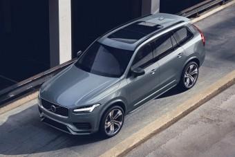 Lágy hibriddel újult meg a Volvo XC90