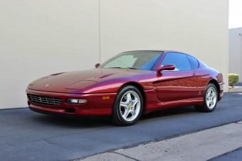 Ennél olcsóbban nem kapsz ma Ferrarit