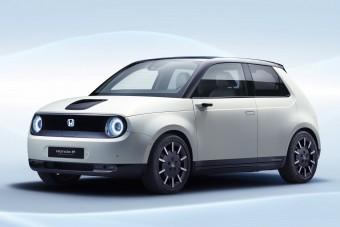 Cuki lesz a Honda városi villanyautója