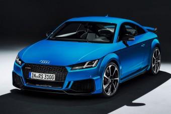 Megújult az Audi TT RS