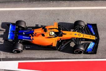 F1: Milliárdos szponzort veszít a McLaren?