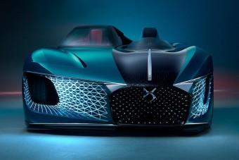 Nem láttunk még ennél izgalmasabb autót
